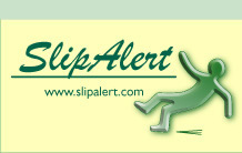SlipAlert home page